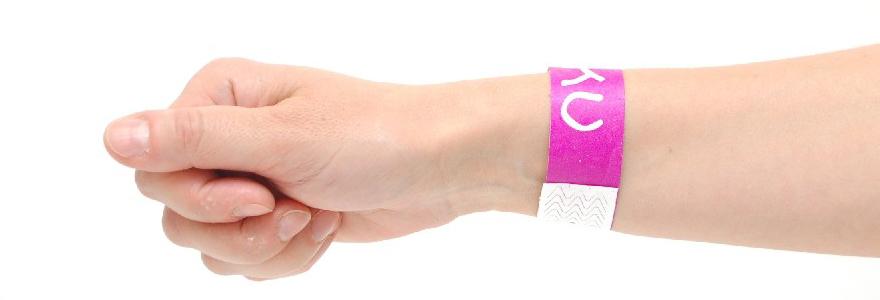 Optez pour les goodies bracelets