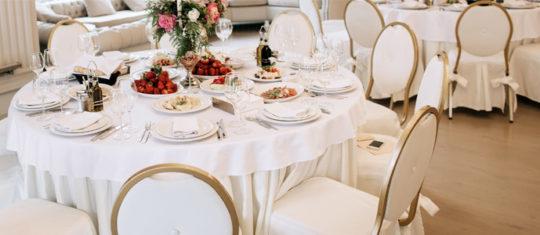 Location de linge de table pour l'hôtellerie
