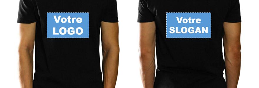 T shirt personnalisable et publicitaire